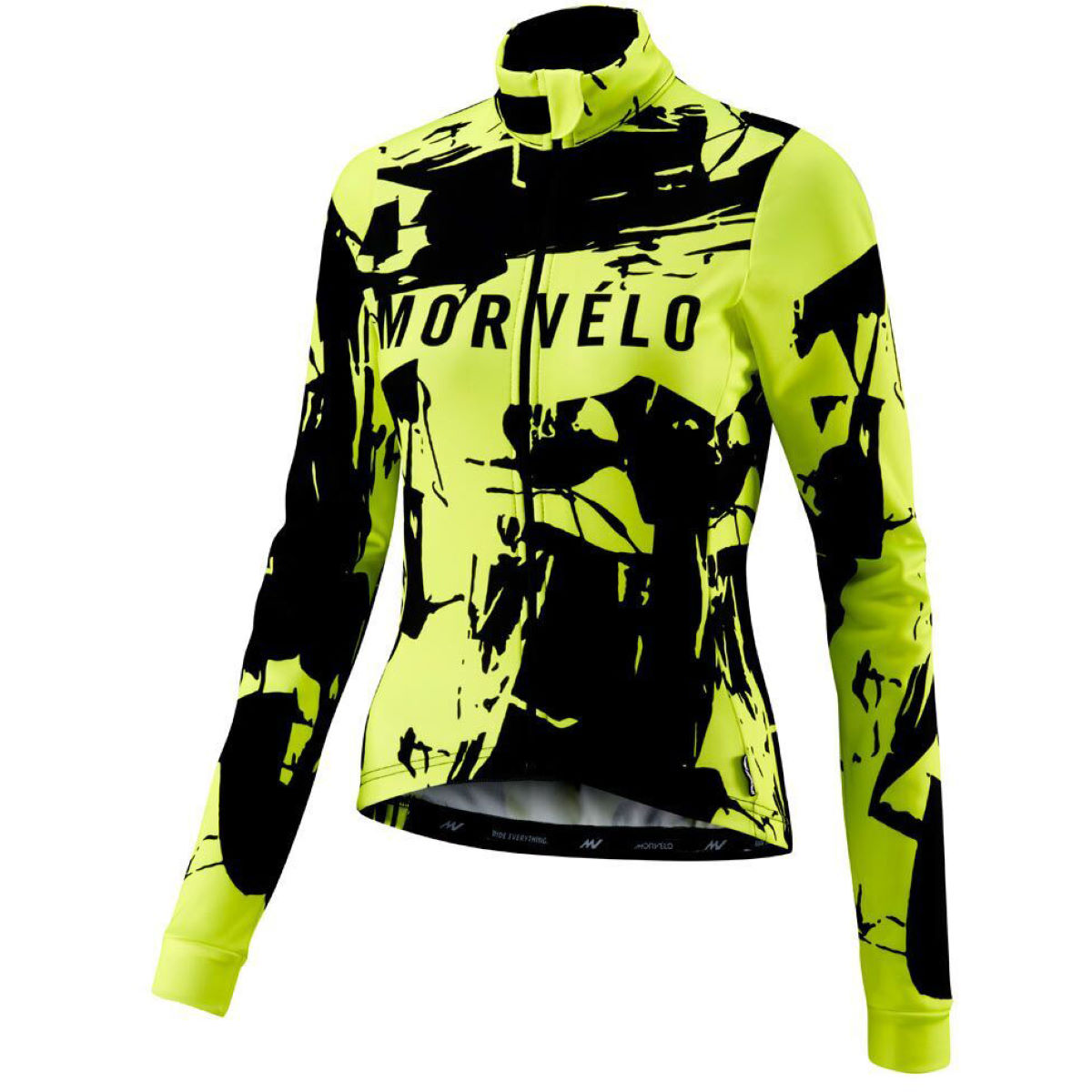 Morvelo Women's Blaze Thermoactive Long Sleeve Jersey - Maillots