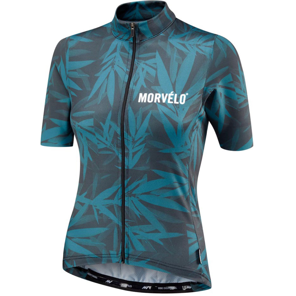 Morvelo Women's Bluegrass Short Sleeve Jersey - Maillots