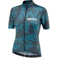 Morvelo Womens Bluegrass Short Sleeve Jersey