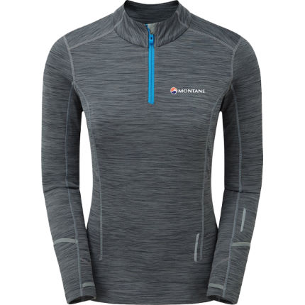 Montane Women's Katla Pull-On Long Sleeve Tee
