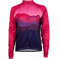 Primal Womens La Plata Heavyweight Long Sleeve Jersey
