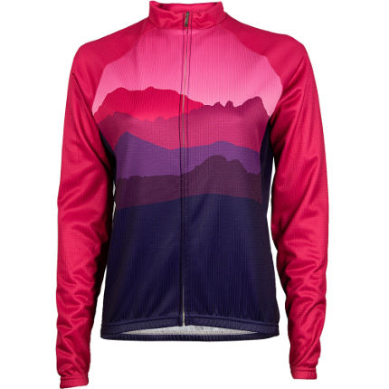 Primal Women's La Plata Heavyweight Long Sleeve Jersey