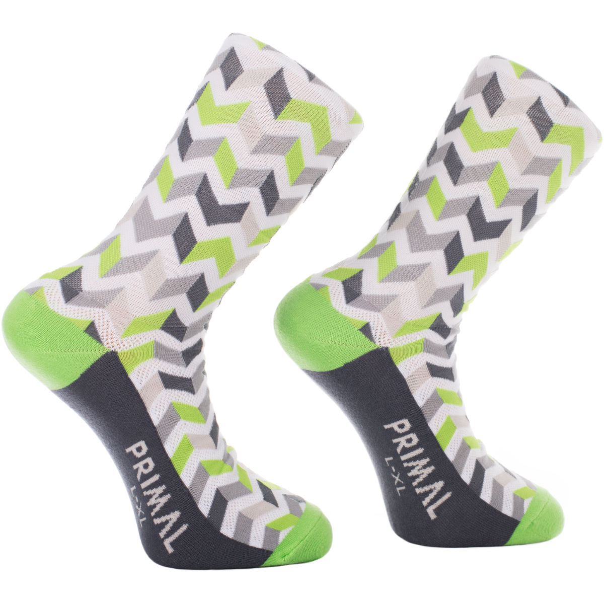 Image of Chaussettes Primal Basalt - S/M Multi | Chaussettes