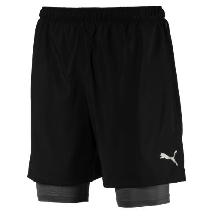 "Puma Run 2-in-1 7"" Short"