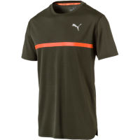 Puma Run Graphic Short Sleeve Tee
