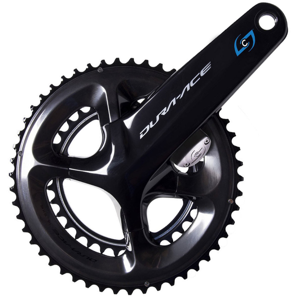 Stages Cycling Power R G3 Cw Chainrings Dura-ace R9100 - Black