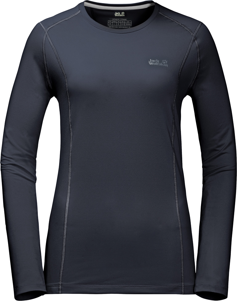 Jack Wolfskin Women's Hollow Range Long Sleeve Top | item_misc
