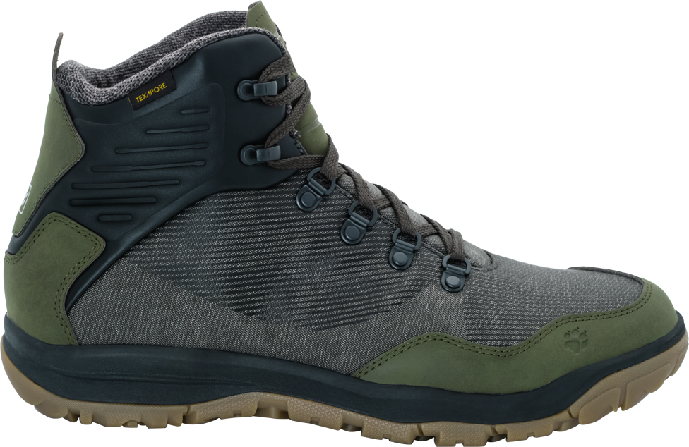 Jack Wolfskin Seven Wonders Texapore Mid Boot | Running shoes