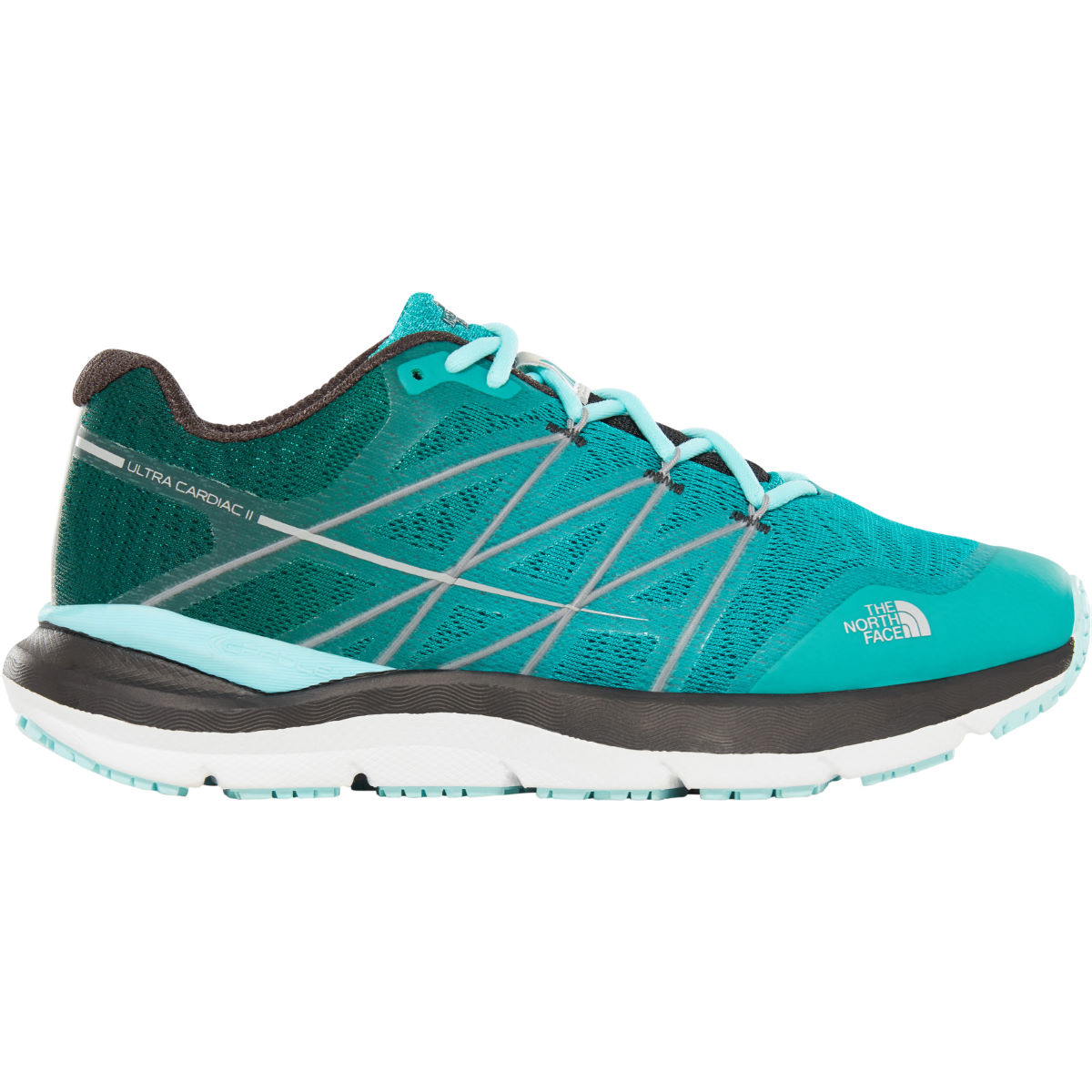 The North Face The North Face Womens Ultra Cardiac II Shoes   Trail Shoes