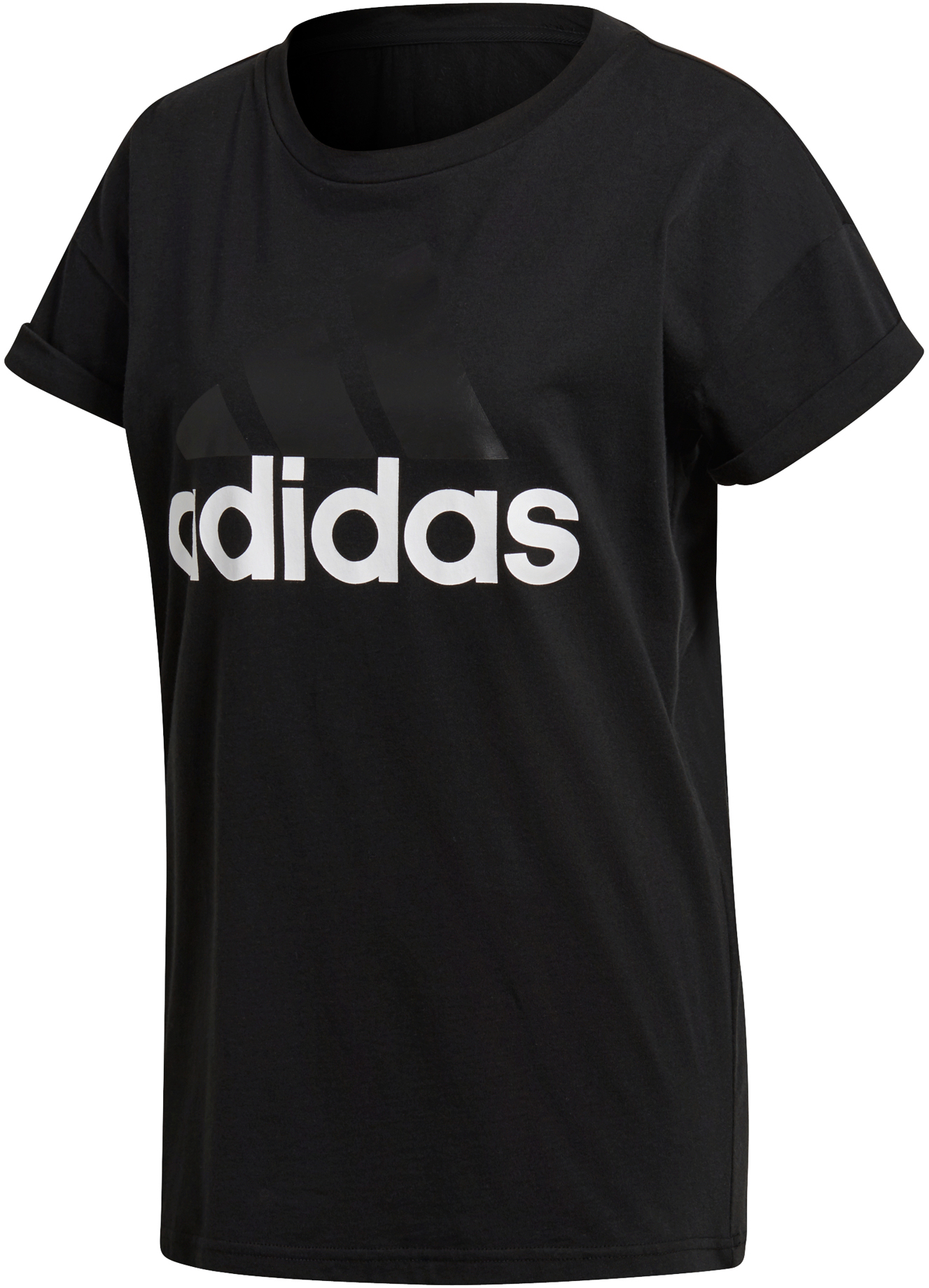 wiggle.se | adidas Essentials Linear T shirt Herr | T Shirts