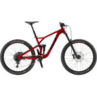 GT Force AL Comp Fuldaffjedret mountainbike (2019) - Herre