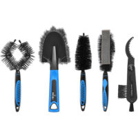 Mobi 5 Piece Brush Set