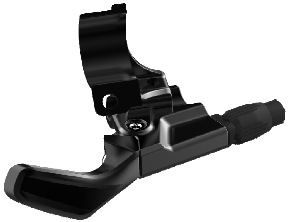 Paddle type for x2 gears and x3 gears Brand-X Dropper Remote Lever Kit