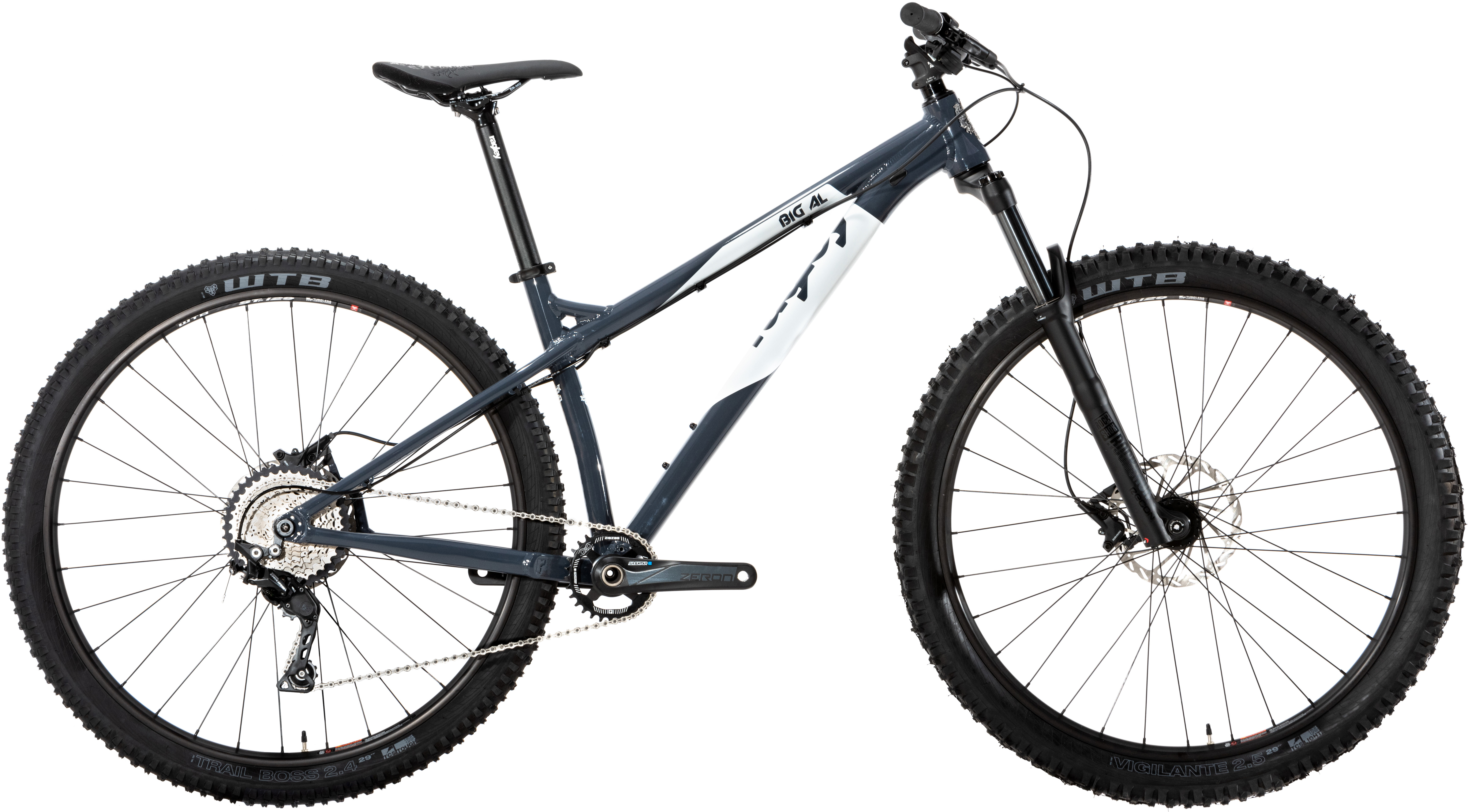 Ragley Big Al Hardtail Bike (2019) | MTB