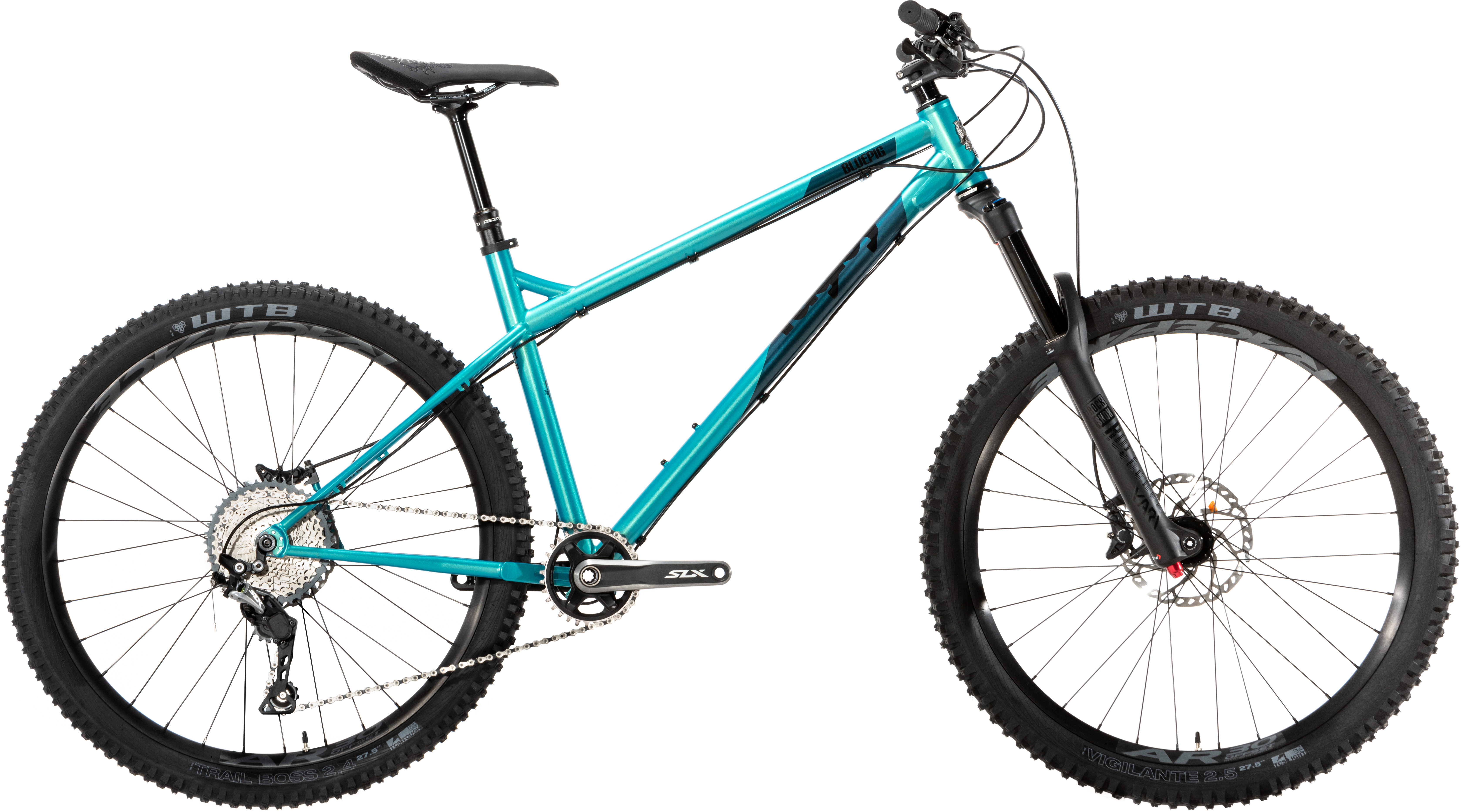 Ragley Blue Pig Hardtail Bike (2019) | MTB
