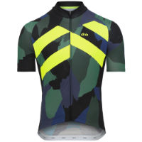 Maillot dhb Blok (manches courtes, camouflage Strike)