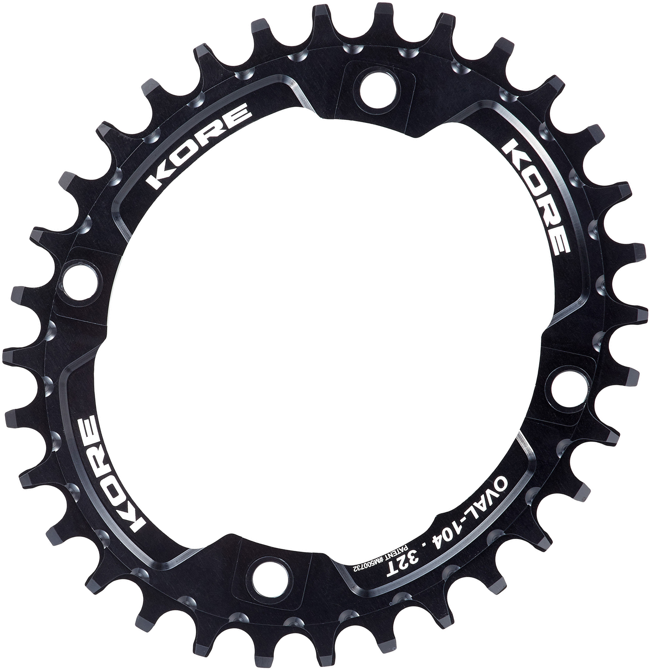 Oval MTB Chainrings