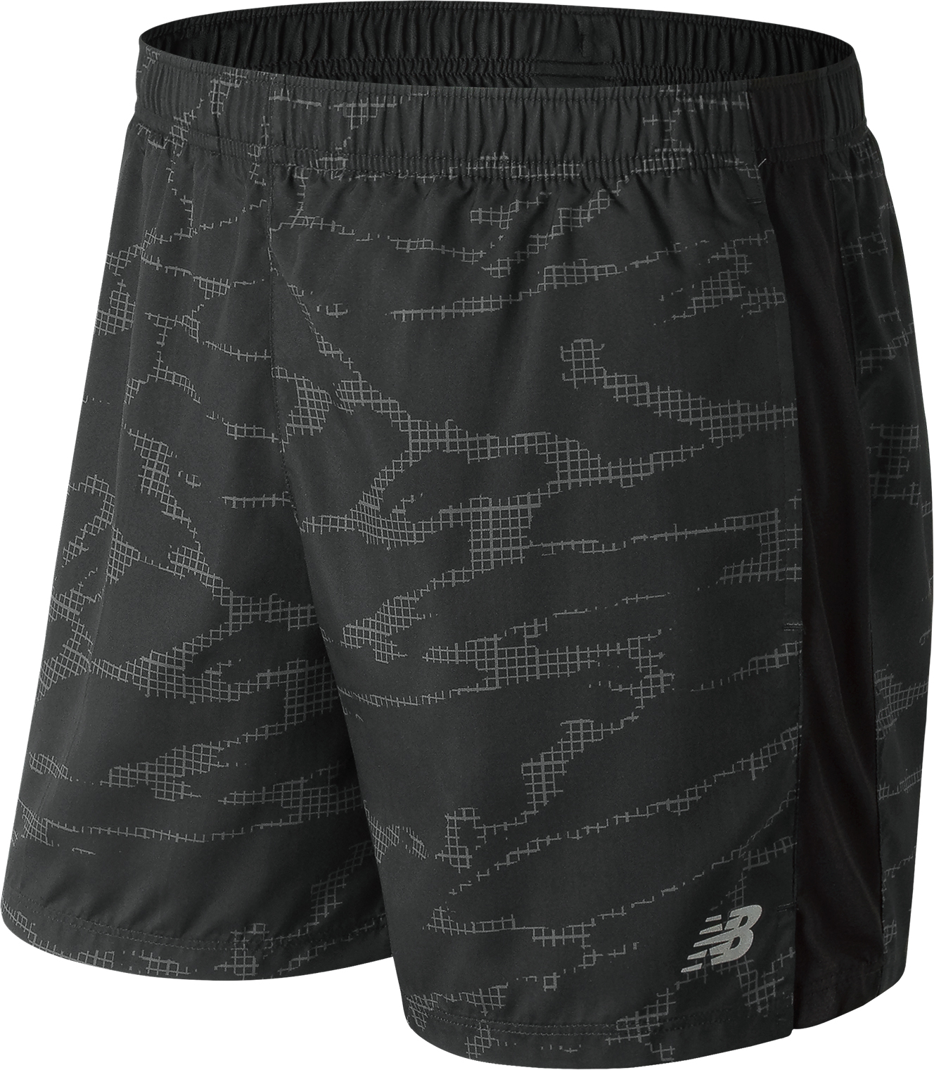 new balance accelerate printed