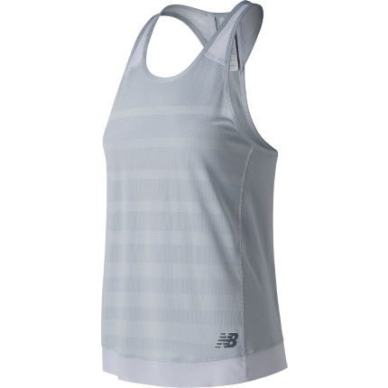 New Balance Women's Q Speed Jacquard Run Tank