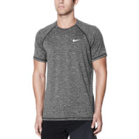 Nike  Heather Short Sleeve Hydroguard