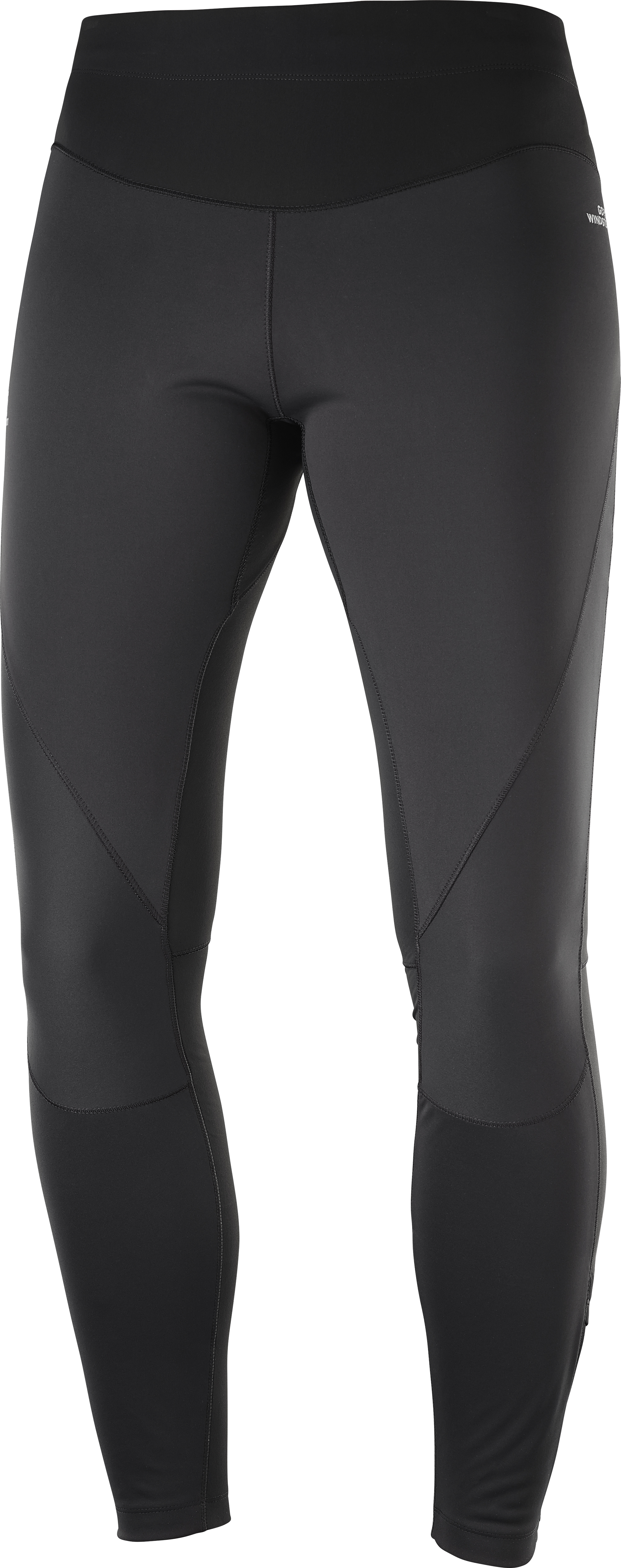 Salomon Women's Trail Runner Windstopper Tight | Trousers