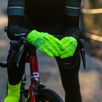 GripGrab Ride Windproof Hi-Vis Winter Gloves