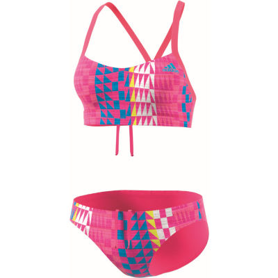 adidas Performance+ 2 Piece Allover Printed bikini - Bikini's