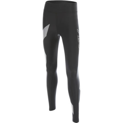 2XU Women's Hyoptik Mid-Rise Compression Tights