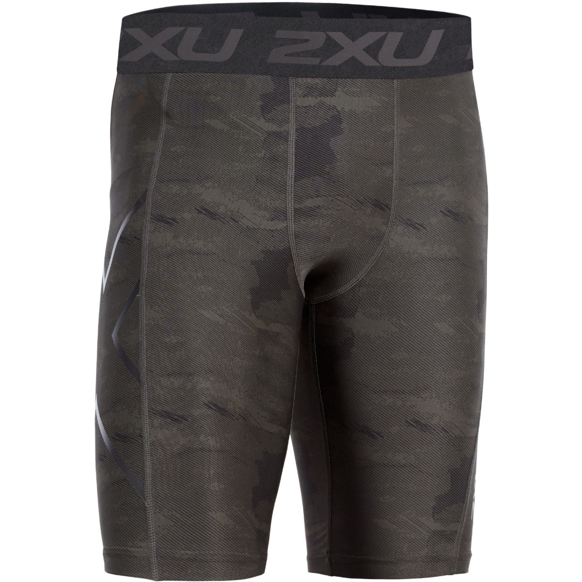 2XU Accelerate Print Compression Short   Compression Shorts