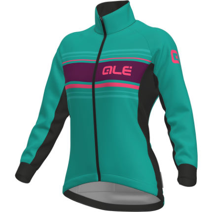 Alé Women's Sinuosa DWR Jacket Black