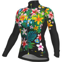 Alé Womens Sartana Micro Long Sleeve Jersey