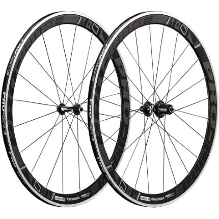 Pro Lite Bracciano Dark Label A42W Aero Road Wheelset