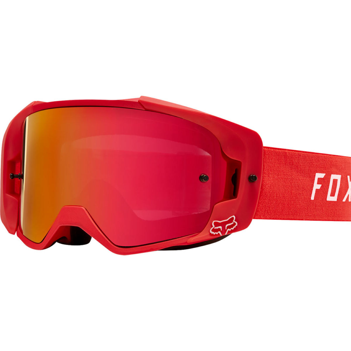 Fox Racing Vue Goggle (Red) - Máscaras de ciclismo