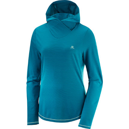 Salomon Women's X Wool Long Sleeve Tee
