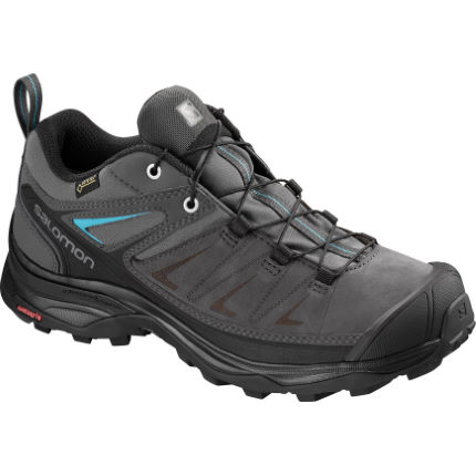 Salomon Women's X Ultra 3 Leather GTX Shoes
