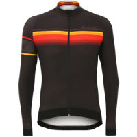 Santini Sleek Lombardia Aquazero Long Sleeve Race Jersey
