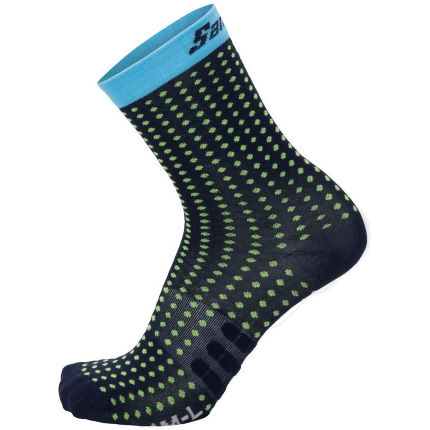 Santini Tono 2 Medium Profile Qskin Socks