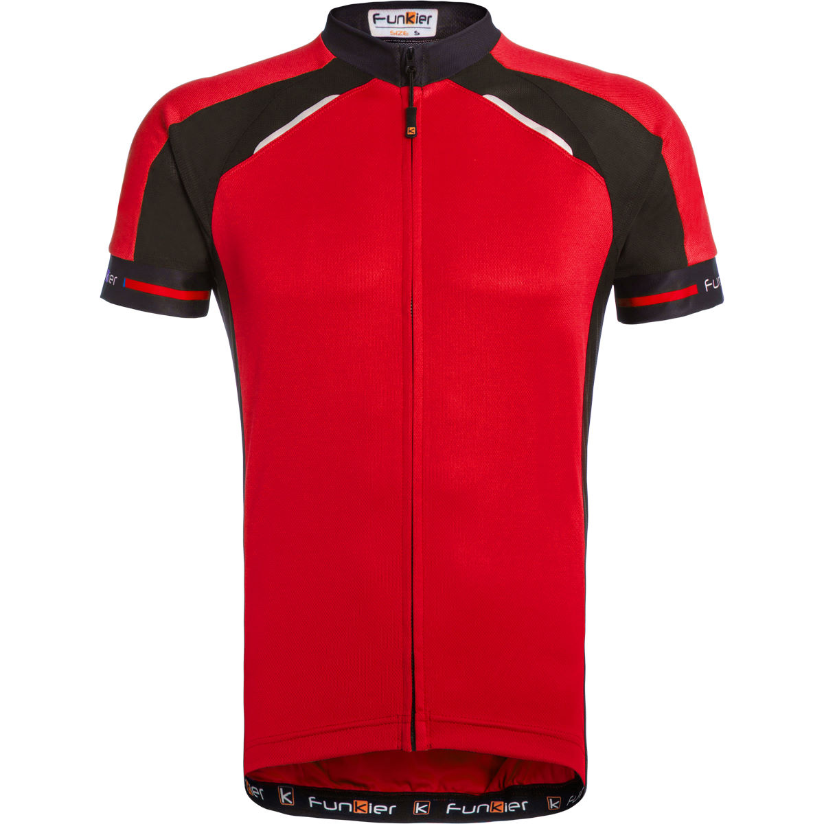 Funkier Funkier Kids Force Short Sleeve Jersey   Jerseys