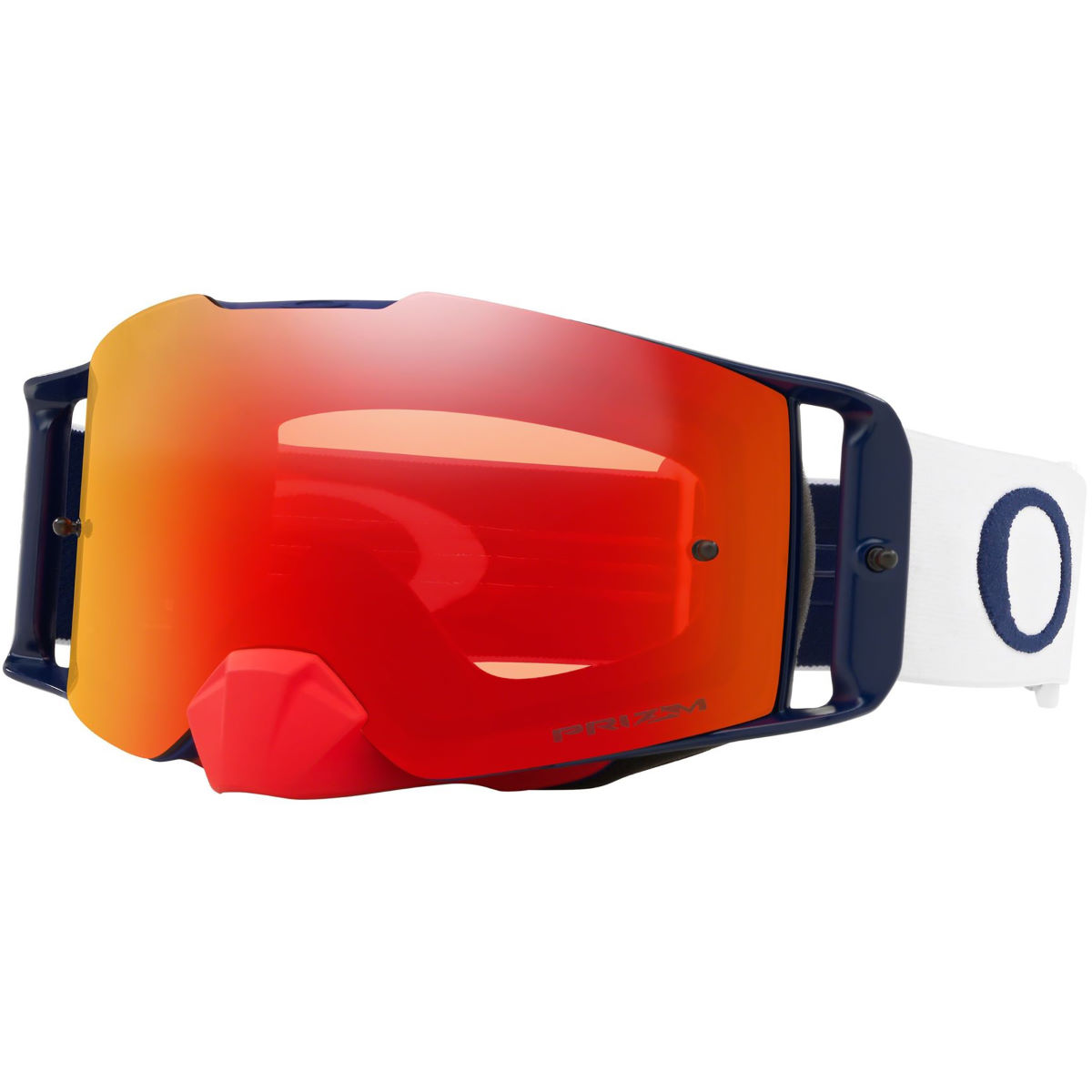 Oakley Oakley FRONT LINE MX Prizm MX Torch Iridium Goggles   Cycling Goggles