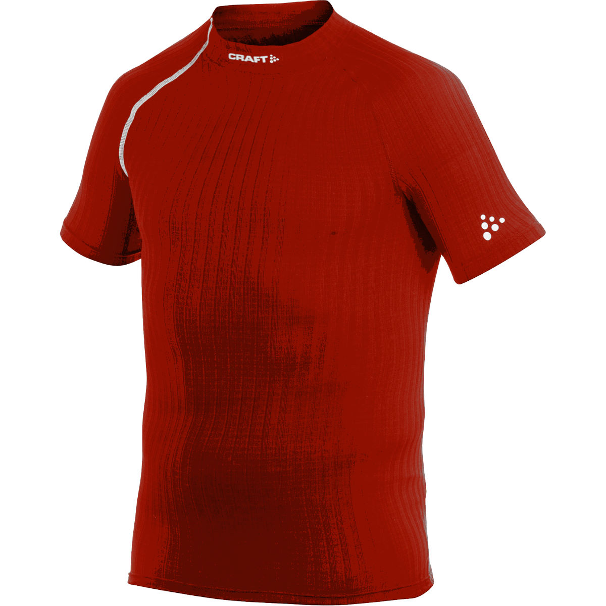 Craft Active Extreme Cn Ss Base Layer - S Bright Red  Base Layers