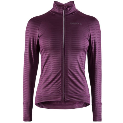 Craft Women's Velo Thermal Jersey 2.0