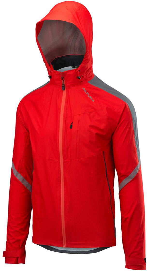 Altura Nightvision Windproof Urban Commuter Cycling Jacket X-Large RRP £119.99
