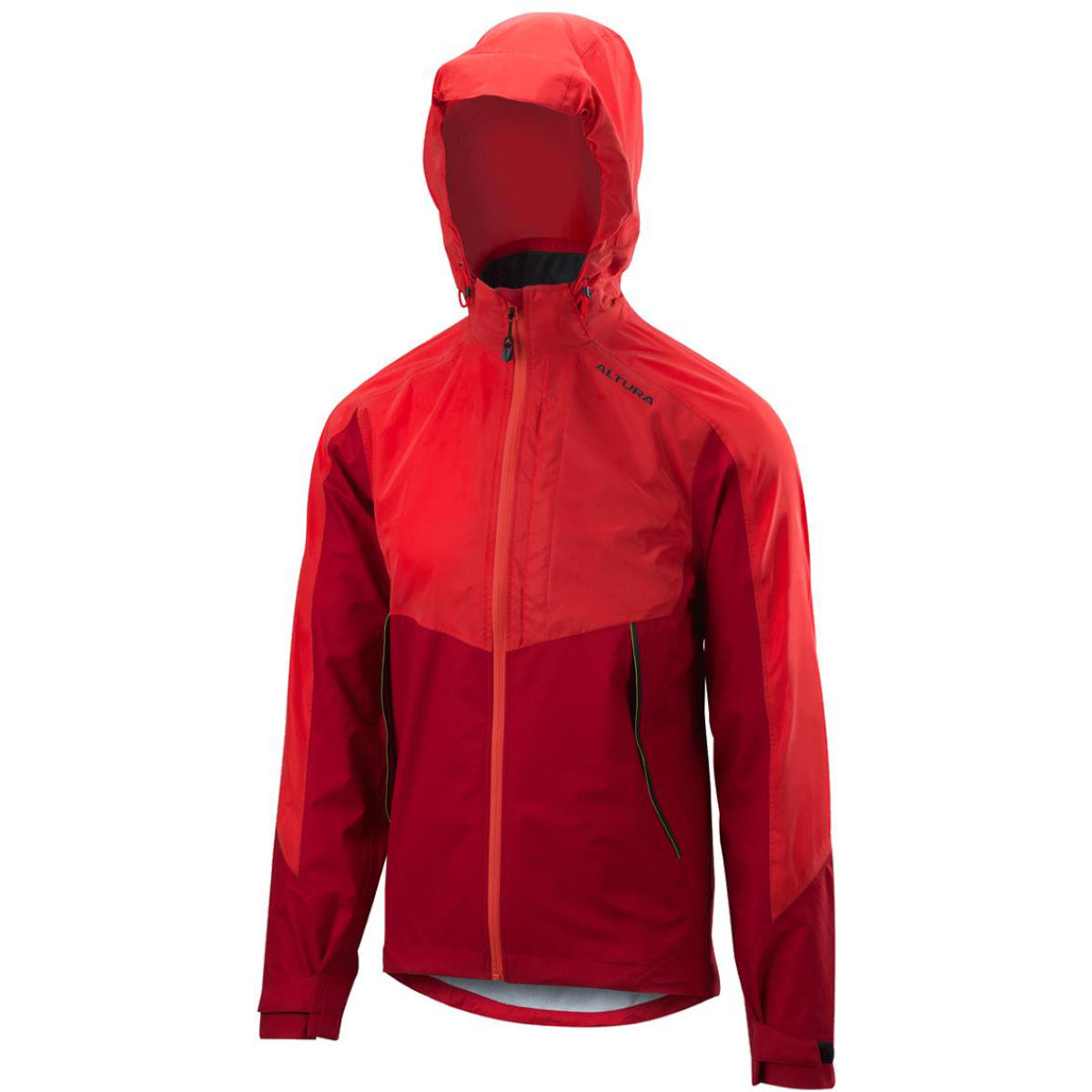 Veste Altura Nightvision Thunderstorm - XXL Red/Red Reflective