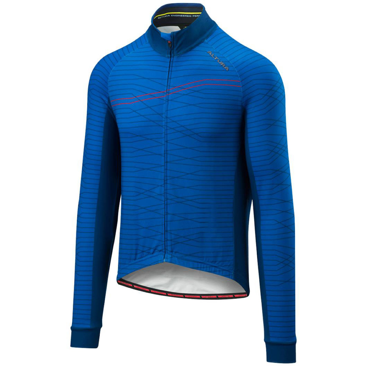 Altura Thermo Lines Long Sleeve Jersey - Maillots