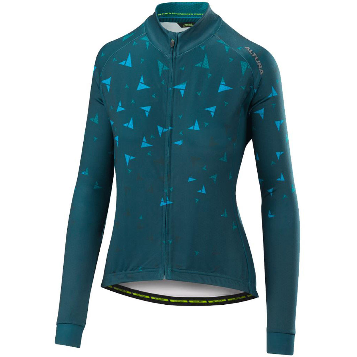 Altura Women's Thermo Flock Long Sleeve Jersey - Maillots