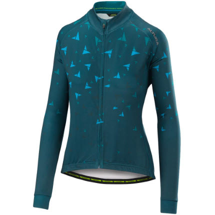 Altura Women's Thermo Flock Long Sleeve Jersey