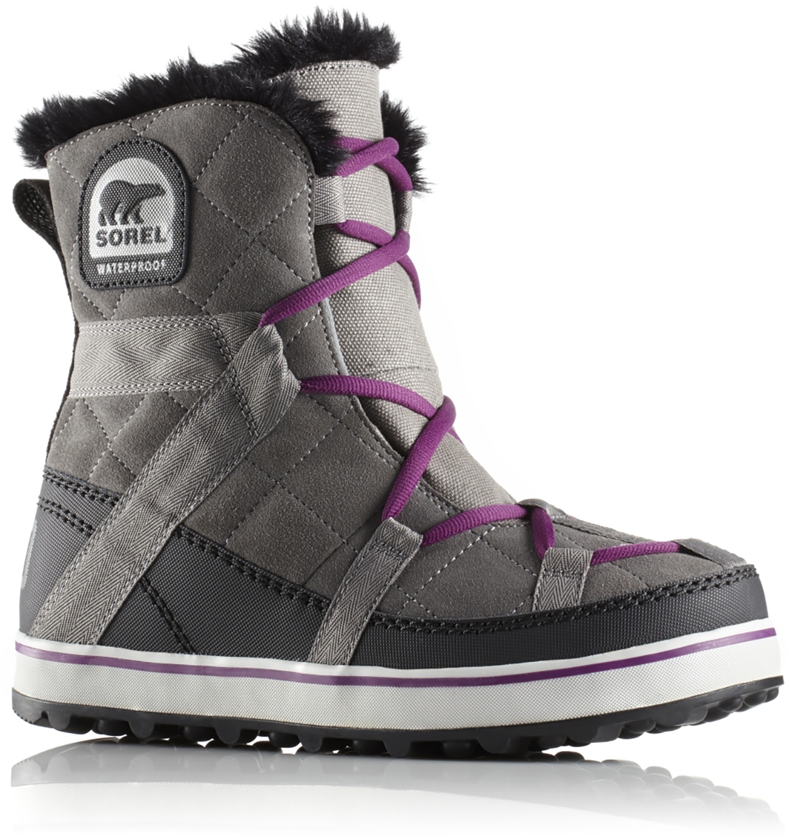 Wiggle | Sorel Women's Glacy Explorer Shortie Boots | Boots