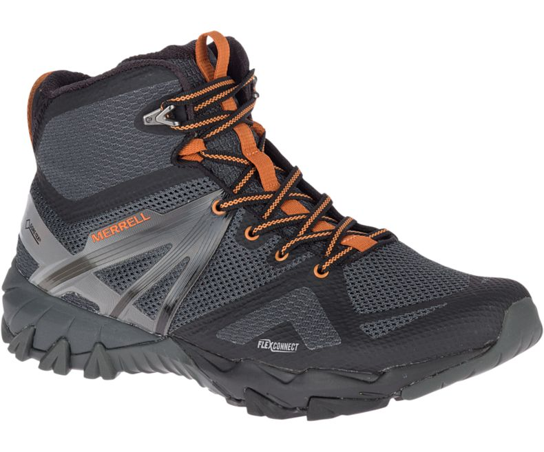 Merrell MQM Flex Mid GTX Shoes | Shoes and overlays