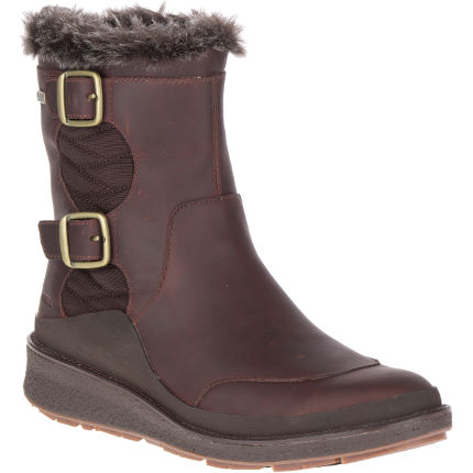 Merrell Women's Tremblant Ezra ZIP ICE+ Waterproof Boots