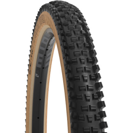 WTB Trail Boss 2.4 TCS Light Fast Rolling Tyre - Tan S